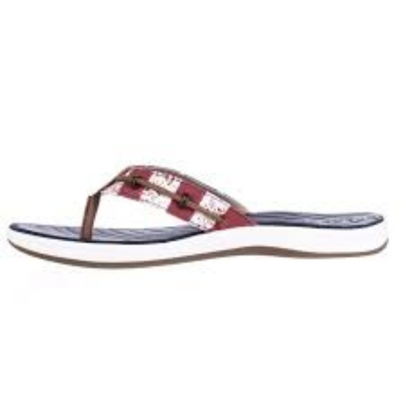 f06e87b0891b Sperry Top-Sider Seabrook Fisherman Sandals. M 5a580ae28af1c5436ee46e3b